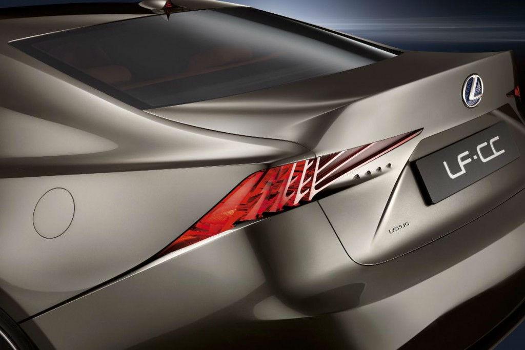 170912lexus 4 1024x683 - Lexus LF-CC Concept  - Lexus LF-CC Concept
