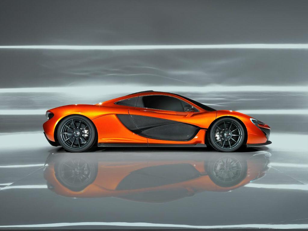 69128 02 McLarenP1 Paris2012 MRes 1024x768 - McLaren reveals the P1 - McLaren reveals the P1