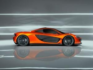69128 02 McLarenP1 Paris2012 MRes 300x225 - McLaren reveals the P1 - McLaren reveals the P1