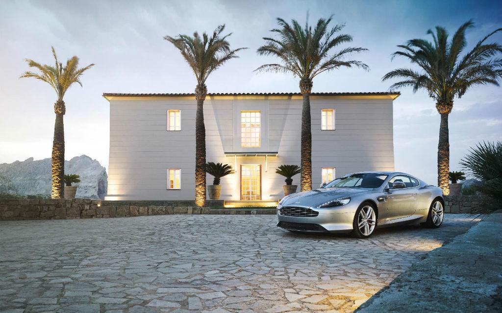 DB9 01 1024x639 - 2013 Aston Martin DB9 - 2013 Aston Martin DB9