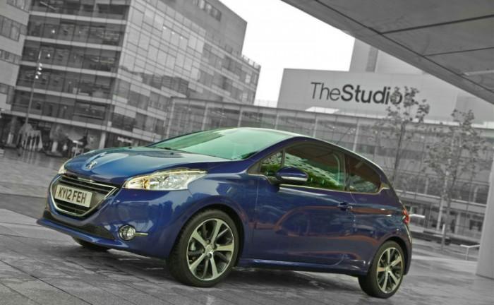 IMG 7754 copy 700x432 - Peugeot 208 Review - The regeneration? - Peugeot 208 Review - The regeneration?