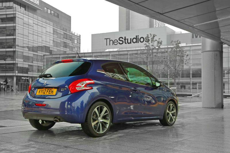 IMG 7793 copy - Peugeot 208 Review - The regeneration? - IMG_7793 copy