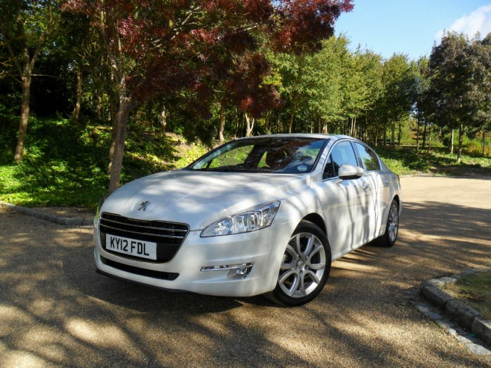SAM 4357 700x525 - Peugeot 508 Review - French for style - Peugeot 508 Review - French for style