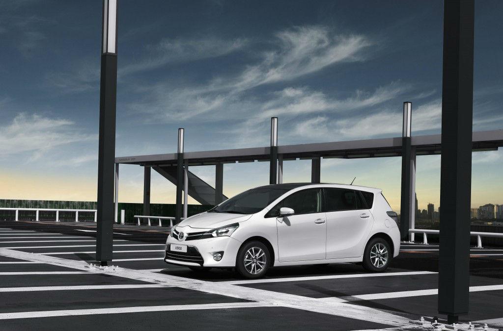 Toyota Location 0104 1024x675 - Aggressive new Toyota Verso coming 2013 - Aggressive new Toyota Verso coming 2013