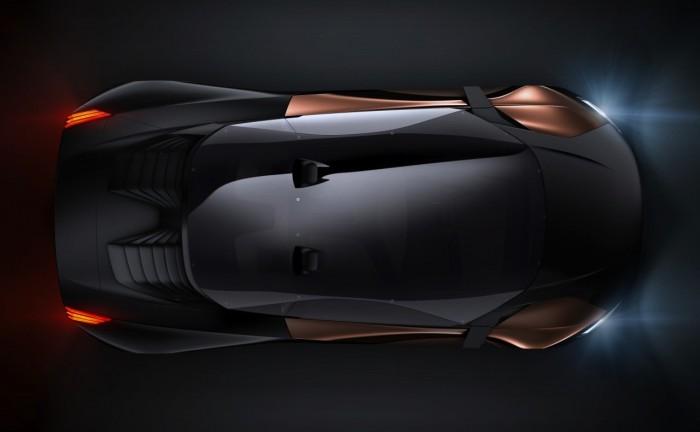 peugeot onyx concept 3 700x432 - Peugeot Onyx Concept - A new Batmobile? - Peugeot Onyx Concept - A new Batmobile?