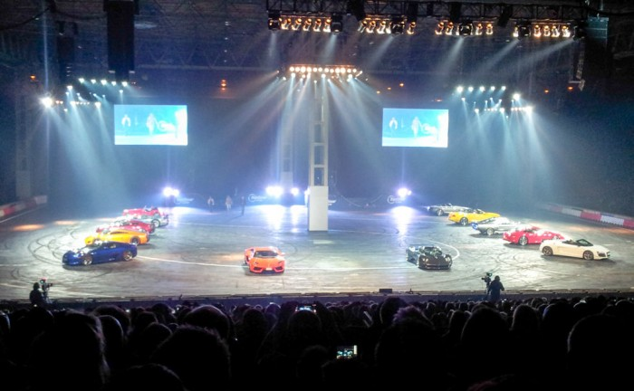IMG 20121027 140837 700x432 - Top Gear Live 2012 - Review - Top Gear Live 2012 - Review