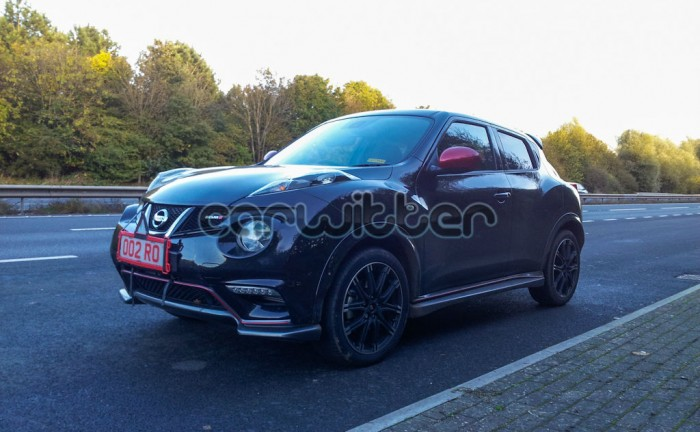 IMG 20121030 154648 700x432 - Nissan Juke Nismo Black - Spotted - Nissan Juke Nismo Black - Spotted