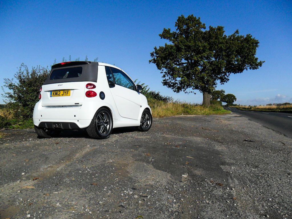 SAM 4589 - Smart fortwo cabrio BRABUS Review – The fast smart? - SAM_4589