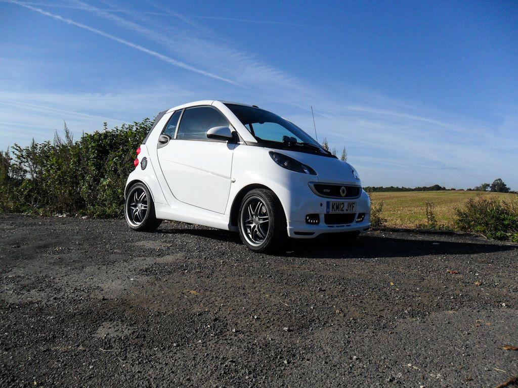 SAM 4591 - Smart fortwo cabrio BRABUS Review – The fast smart? - SAM_4591