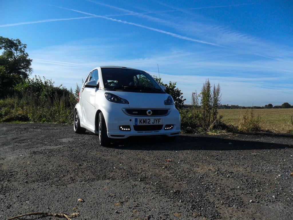 SAM 4593 - Smart fortwo cabrio BRABUS Review – The fast smart? - SAM_4593