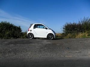 SAM 4594 300x225 - Smart fortwo cabrio BRABUS Review – The fast smart? - Smart fortwo cabrio BRABUS Review – The fast smart?