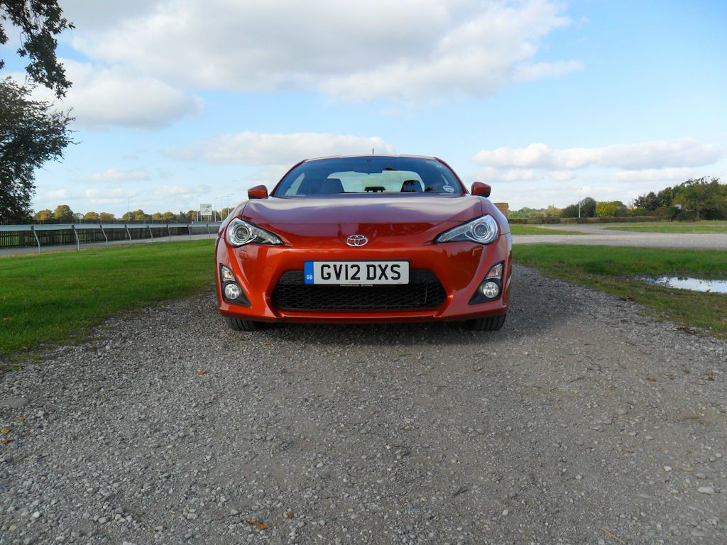 SAM 4632 - Toyota GT86 Review - The drivers dream? - SAM_4632