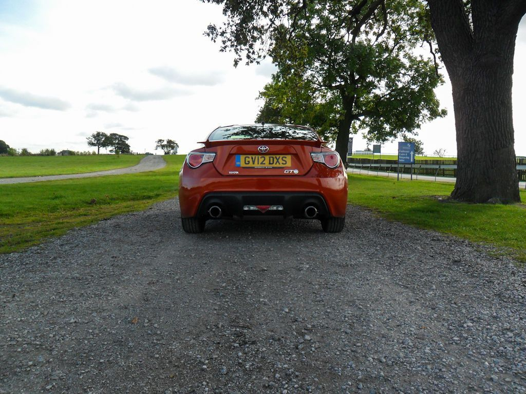 SAM 4634 - Toyota GT86 Review - The drivers dream? - SAM_4634
