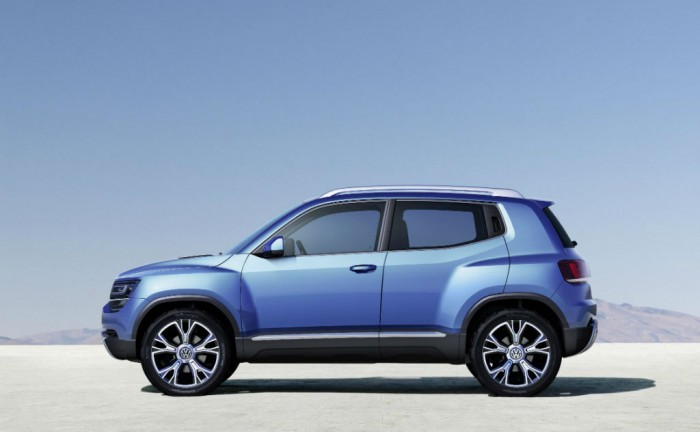 Taigun 04 700x432 - New compact SUV concept from VW - New compact SUV concept from VW