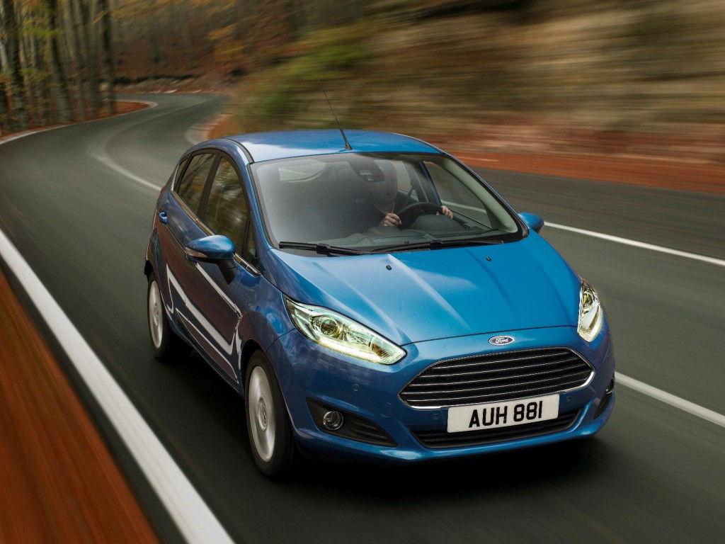 New Ford Fiesta 02
