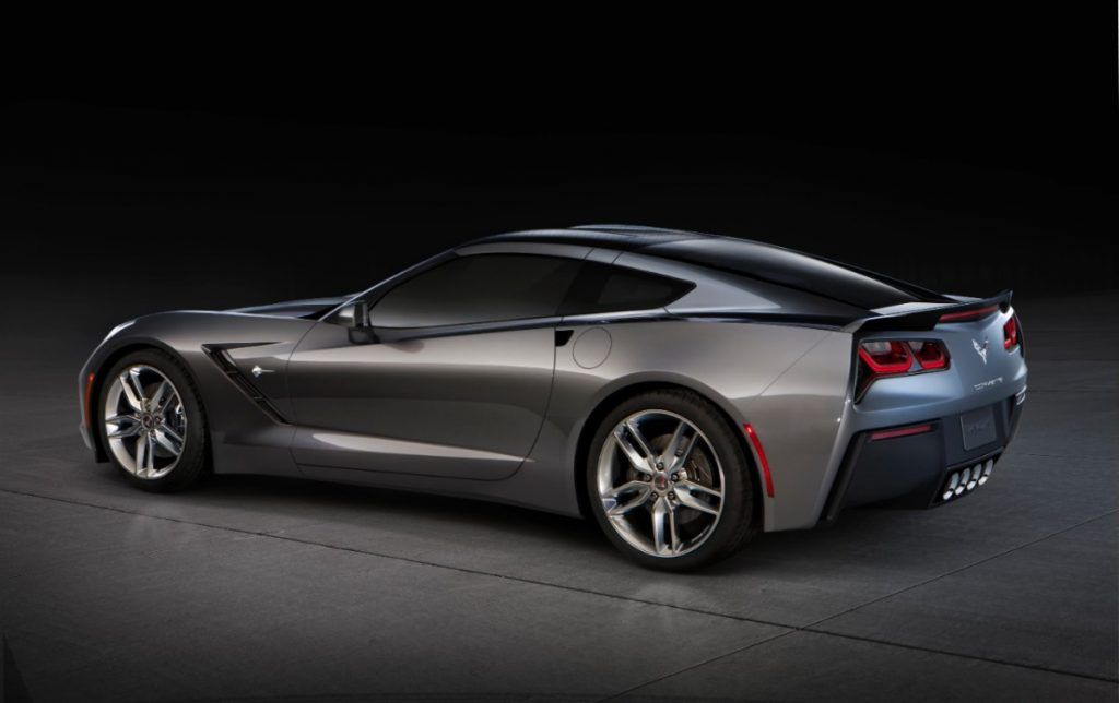 2014 Chevrolet Corvette 002 medium 1024x644 - 2014 Corvette Stingray - 2014 Corvette Stingray