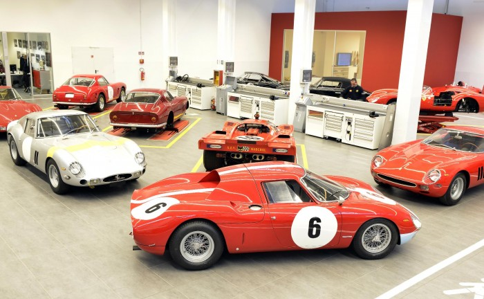 70224fer CS 250 GTO FerrariClassiche 700x432 - Ferrari Classiche resumes - Ferrari Classiche resumes