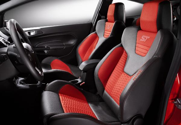 Ford Fiesta ST interior 02 - 2013 Ford Fiesta ST pricing announced - Ford Fiesta ST_interior_02