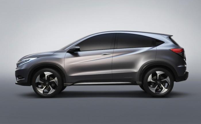 Honda Urban SUV Concept 04 700x432 - Honda Urban SUV Concept - Honda Urban SUV Concept