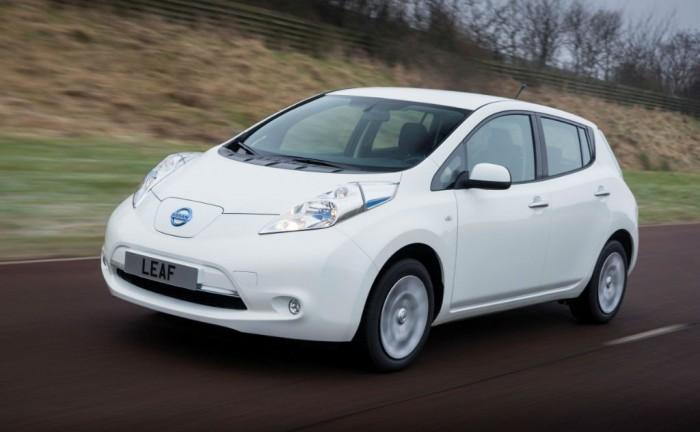 2013 Nissan Leaf Front 700x432 - 2013 Nissan Leaf gets upgrades - 2013 Nissan Leaf gets upgrades