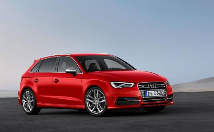 Audi S3 Sportback Front 700x432 - New Audi S3 Sportback - New Audi S3 Sportback