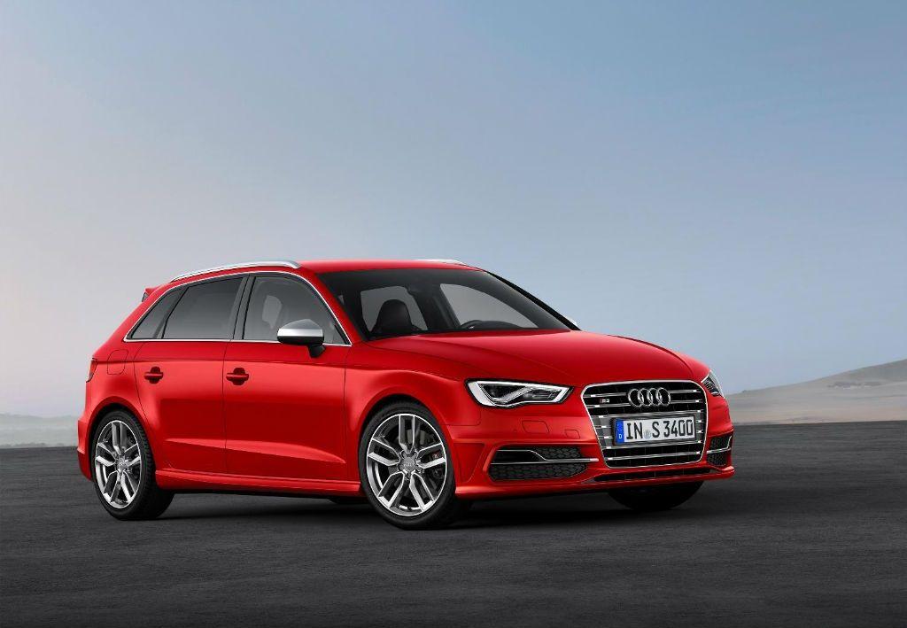 Audi S3 Sportback Front