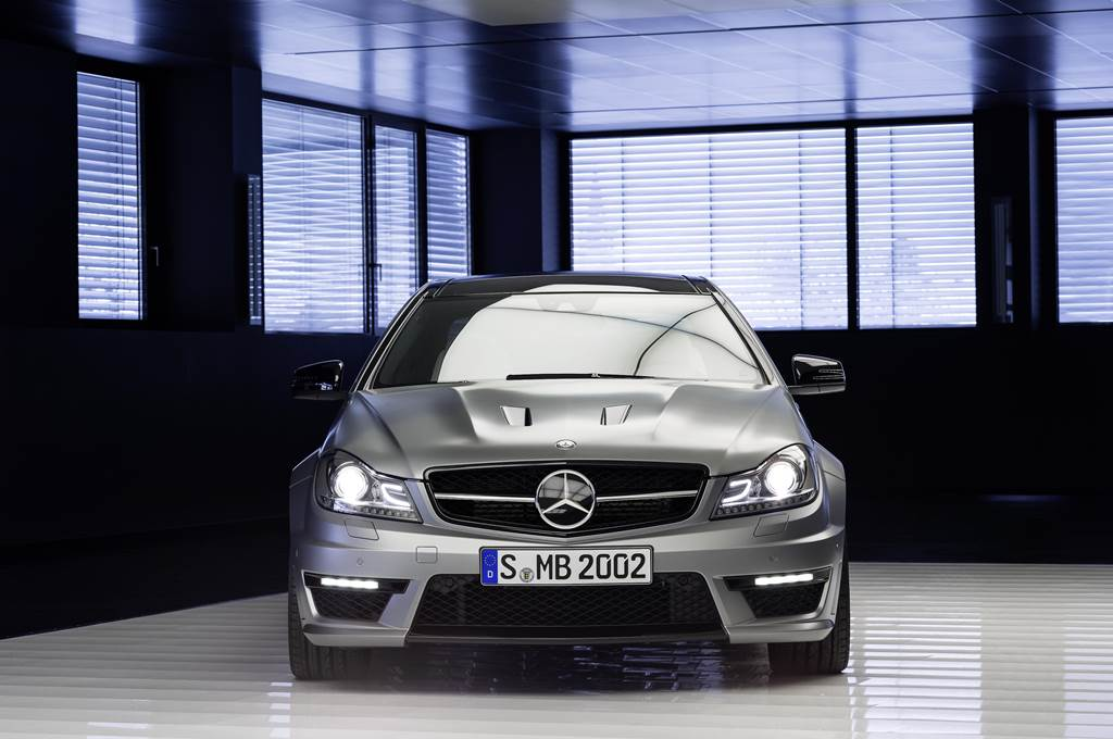 Mercedes C63 AMG Edition 507 Front