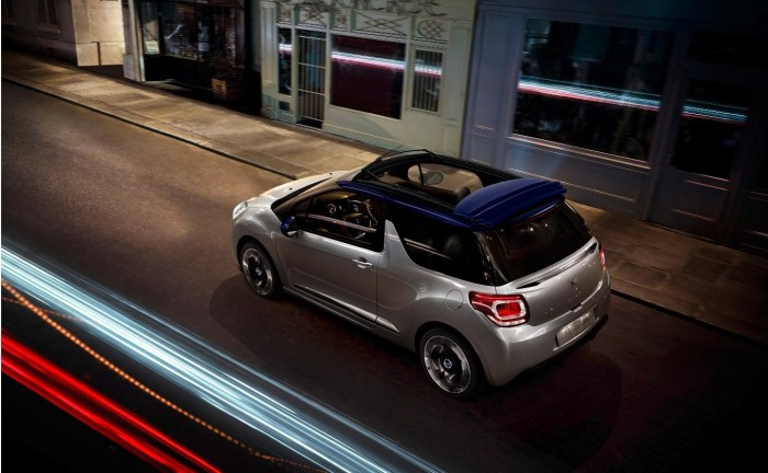 DS3 Cabrio 2 700x432 - Citroen DS3 Cabrio price announced - Citroen DS3 Cabrio price announced