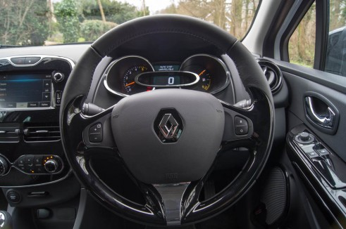 2013 Renault Clio Steering Wheel