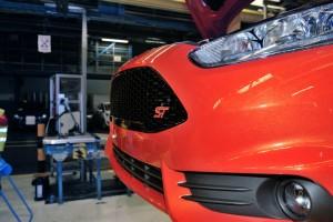 FiestaST ProductionStart 01 300x200 - Fiesta ST goes into production - Fiesta ST goes into production