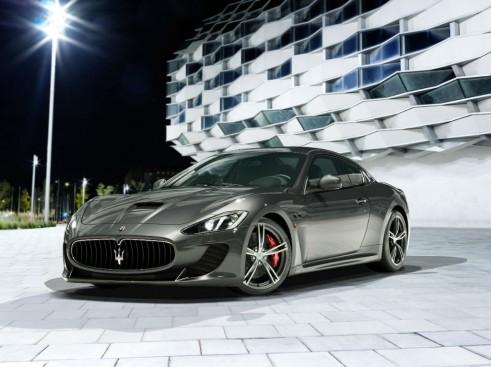 Maserati GranTurismo MC Stradale Four Seater Front