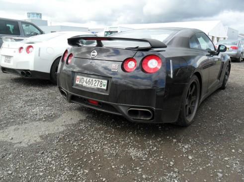 Nissan GTR Spec V Rear