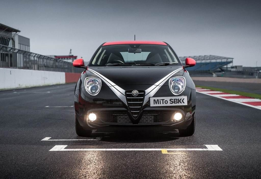 Alfa Romeo MiTo Quadrifoglio Verde SBK Limited Edition 1