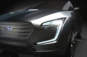 Subaru VIZIV 300x195 - Subaru Concept crossover to appear at Geneva - Subaru Concept crossover to appear at Geneva