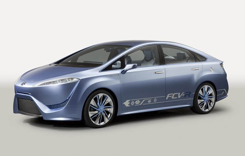 Toyota_FCV-R_concept