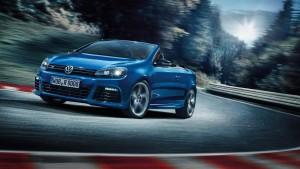 VW Golf R Cabrio 2 300x169 - VW Golf R Cabrio revealed - VW Golf R Cabrio revealed