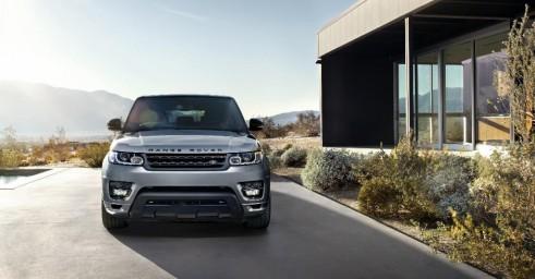 2013 Range Rover Sport Front