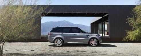 2013 Range Rover Sport Side