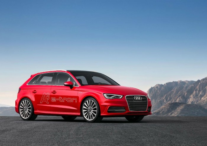 Audi A3 E Tron Front 700x494 - Why Audis Are The Top Dogs - Why Audis Are The Top Dogs