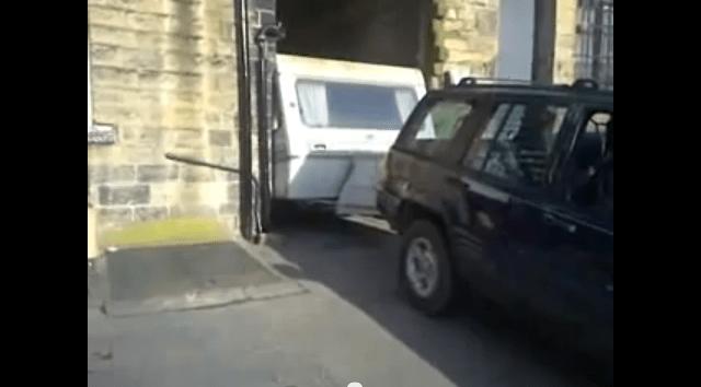 """Caravan Stuck - Stuck Caravan - """"Give it some!"""" - Stuck Caravan - """"Give it some!"""""""