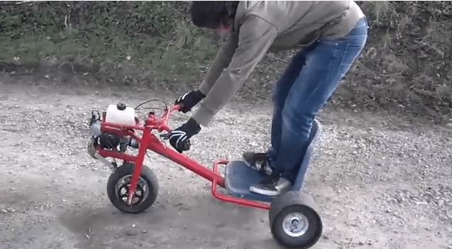 Drift Trike - Petrol powered drift trike you say? - Petrol powered drift trike you say?