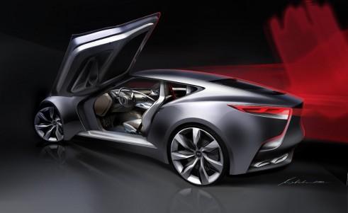 Hyundai HND 9 Concept Side 491x301 - Hyundai HND-9 Concept - Hyundai HND-9 Concept