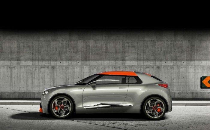 Kia Provo Side 700x432 - Kia Provo Concept - Kia Provo Concept
