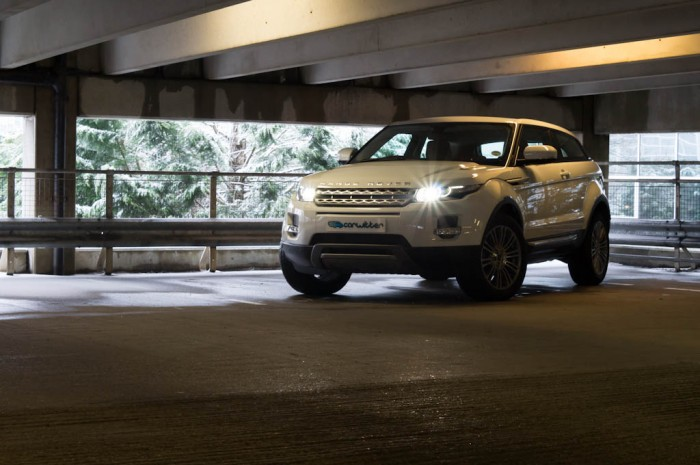 Range Rover Evoque Coupe Angle 700x465 - Range Rover Evoque Review – The perfect on roader? - Range Rover Evoque Review – The perfect on roader?