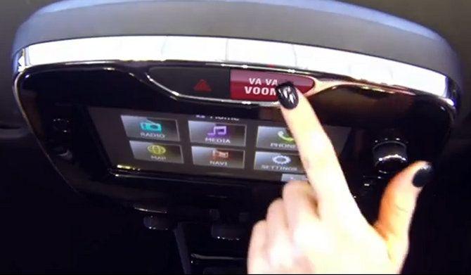 Renault VA Va Vooms button - We want a Renault Va Va Voom button! - We want a Renault Va Va Voom button!