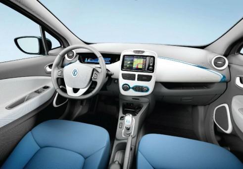 Renault Zoe Interior 491x343 - Renault Zoe price & spec - Renault Zoe price & spec