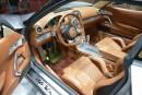 Spyker B6 Venator Interior 130x87 - Geneva 2013 - Supercar Gallery - Geneva 2013 - Supercar Gallery