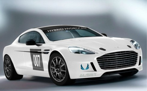 Aston Martin Rapid Hydrogen
