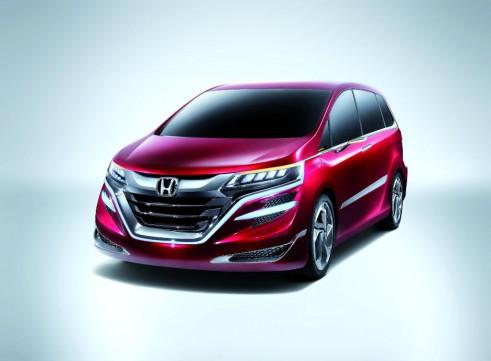 Honda Concept M Front