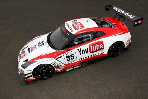 Nismo Nissan GTR GT3 YouTube 2